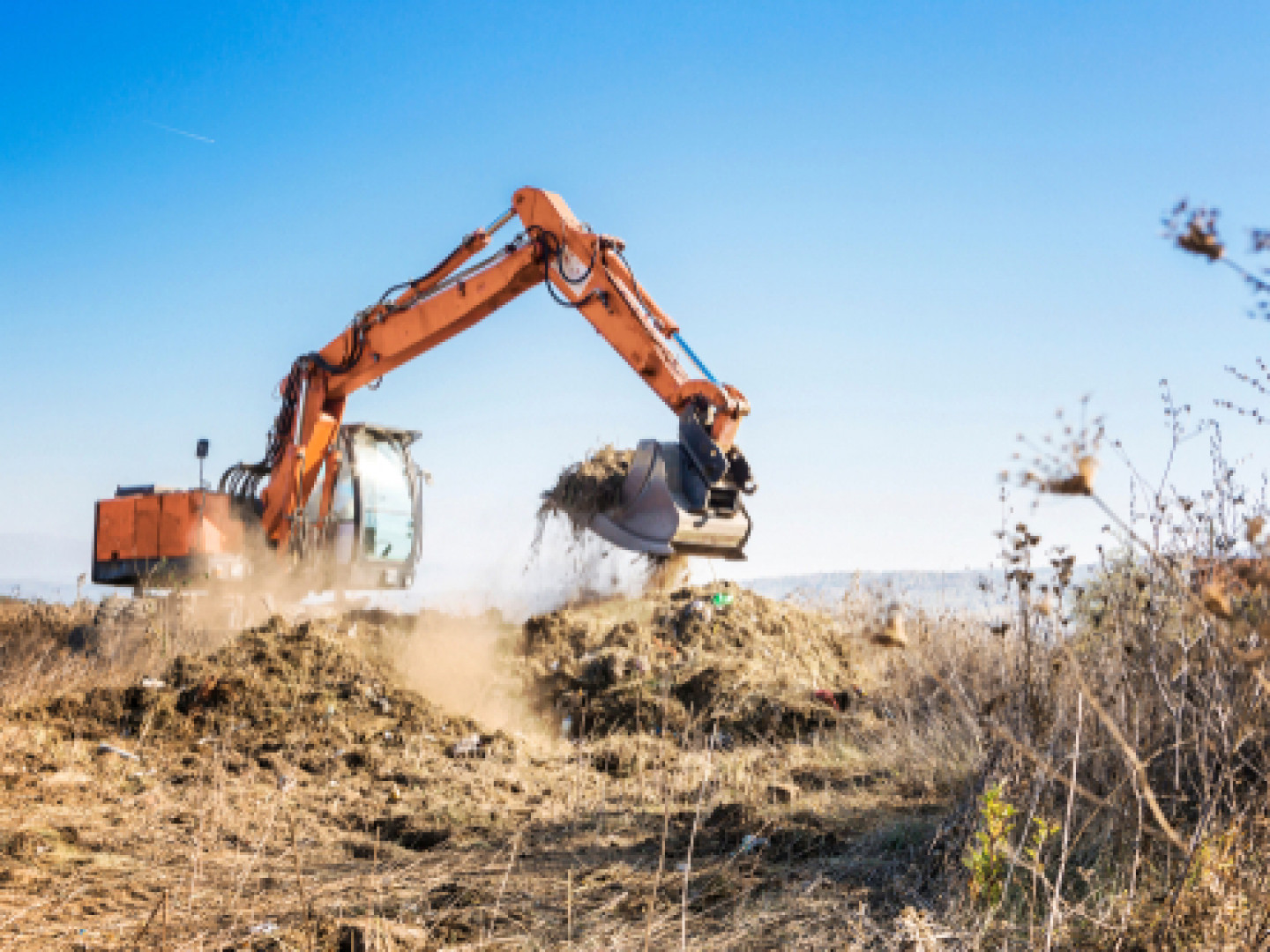 Prepare Your Land for Your Project